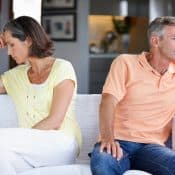 Many people struggle with both the addiction and the effort of hiding it from their spouse.