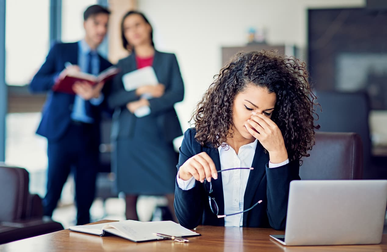 Can They Handle It? Admitting an Addiction to Your Boss