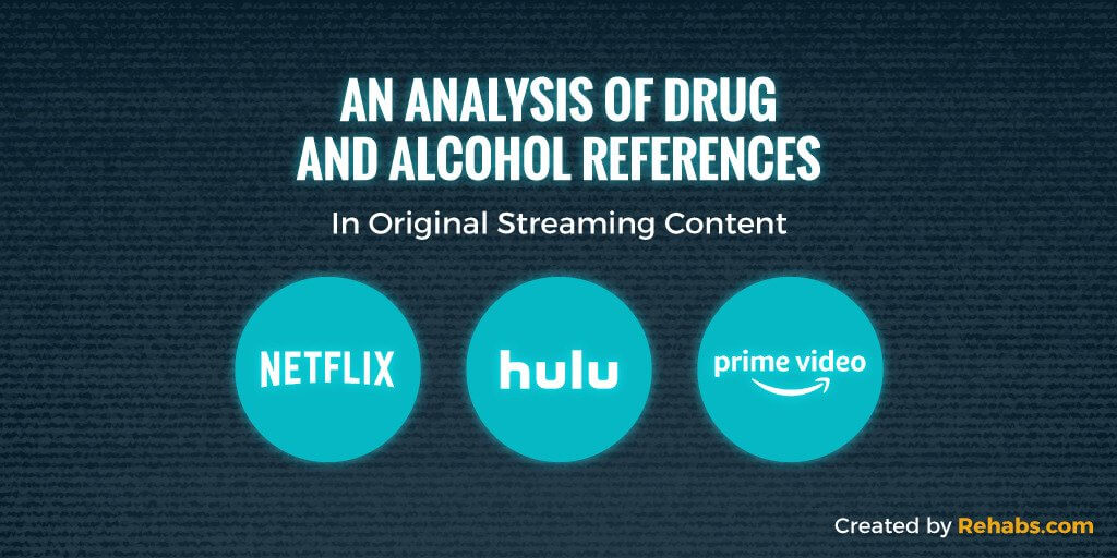 Breaking Down Drug & Alcohol Mentions in TV Shows