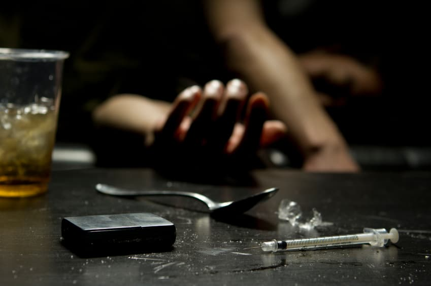 The Heroin Upsurge